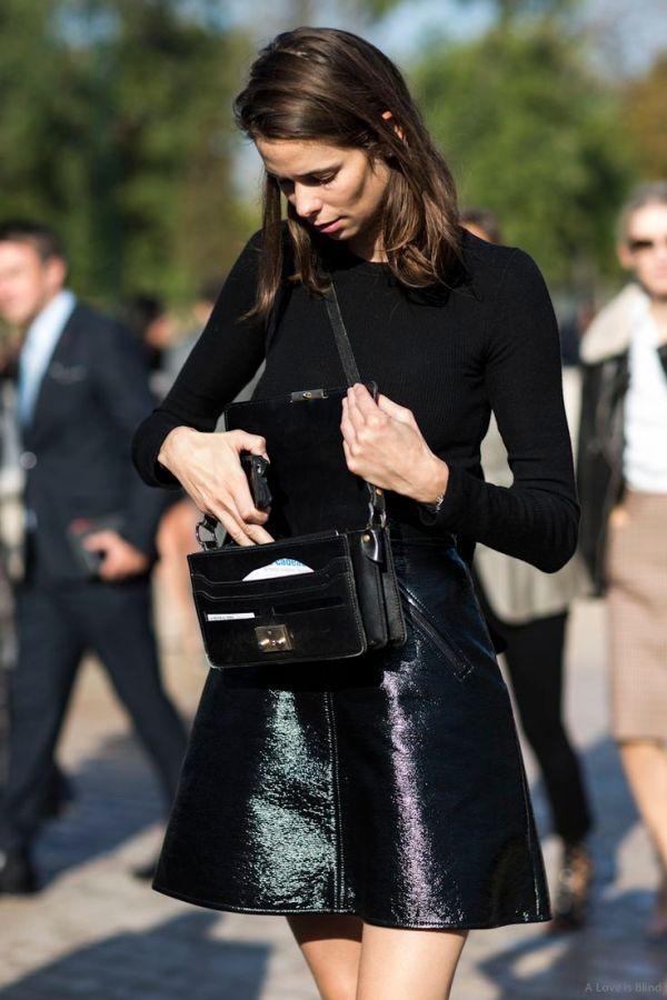 PAris Fashionweek ss2015 day 8, outside Louis Vuitton